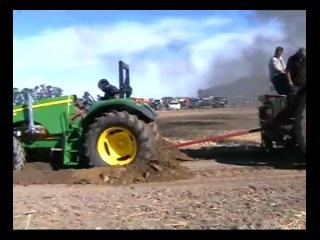 Трактор который не смог